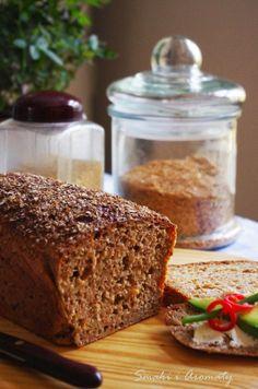 Chleb otrębowy - pyszny i zdrowy!
