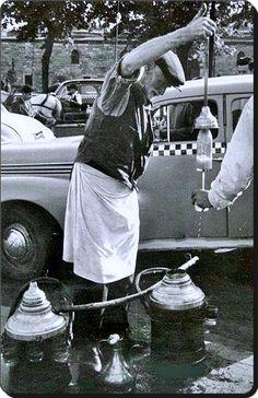 Şıracı - 1950'ler