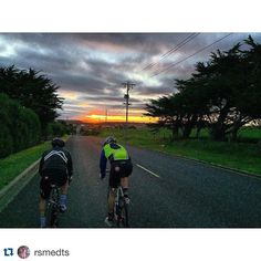 #Repost @rsmedts  come at me spring... #cycling #roadcycling #warrnambool #maapapparel #bike3280 #destinationwarrnambool by destinationwarrnambool