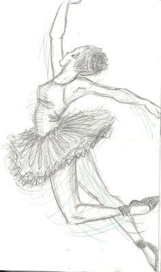Dance scetch
