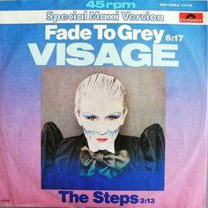 SIETE EN FILA [New Wave & Synth Pop] Visage - Fade To Grey 1980 [Jueves, 12 de Mayo 2016] euro80s.net