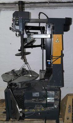 SICE Reifenmontiermaschine / Montiermaschine S 45 inkl. Montagehilfe PT 250