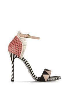 oberoj - Women Sandals - Women Shoes on SERGIO ROSSI Online Store