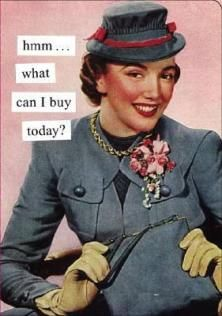 Anne Taintor - used to be me, until all the bills caught up to me. bahahha