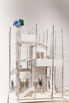 Venice Biennale 2012: Photos of the Japanese Pavilion (4)