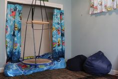 bedroom ideas for autistic child