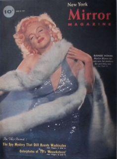 New York Mirror mag usa 1957