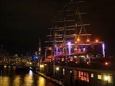 Hamburg, Nacht, Hafengeburtstag #Germany