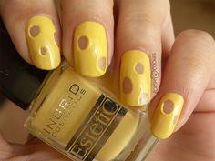 Cheezy Nails - TUTORIAL -  from http://www.polishcookies.pl/