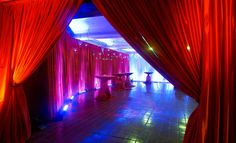 Art of Imagination in Chicago - Deborah Weisenhaus Event Lighting, Spiritual Inspiration, Real Weddings, Chicago, Spirituality, Curtains, Mansions, Imagination, Home Decor