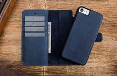 Items similar to iPhone 7 Bag Leather iPhone 7 Case with Crossbody Strap, Your Name Initials Custom Engraving Up to 8 Characters, Leather Personalized Gifts on Etsy Iphone Leather Case, Iphone Wallet Case, Iphone 7 Plus Cases, Phone Case, Apple Watch Bands, Custom Engraving, Personalized Gifts, Initials, Blue
