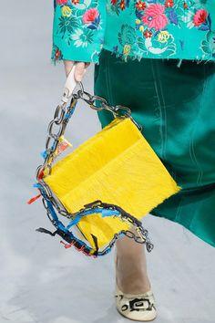 Marni весна-лето 2018, 125 лучших сумок Недели моды в Милане