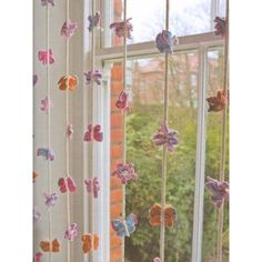 Cortinas Crochet Hasta 140 M X Hasta en Mercado Libre Argentina C2c Crochet, Crochet Art, Crochet Home, Crochet Patterns, Crochet Curtains, Macrame Curtain, Knitting Designs, Window Treatments, Diy And Crafts