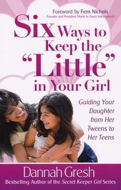 Check out their blog at Secret Keeper Girls:   http://blog.secretkeepergirl.com/?p=481