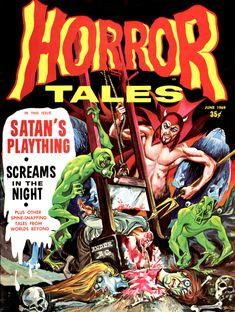 Horror Tales #1