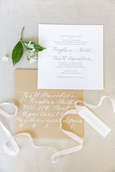 Neutral and pretty: http://www.stylemepretty.com/california-weddings/sebastopol/2015/07/27/romantic-peach-white-spring-wedding/ | Photography: The Edges - http://theedgeswed.com/