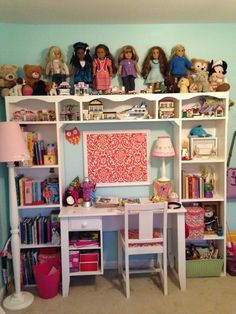 9 year old girl's bedroom