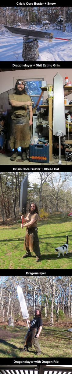 So This Guy Makes Swords - you've got to click the link, because this pin doesn't beGIN to show the awesomeness!!