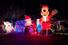 Walt Disney World Fort Wilderness Christmas Lights Tour - The Bucket List Narratives