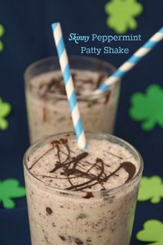 The Best of this Life: Skinny Peppermint Patty Shake