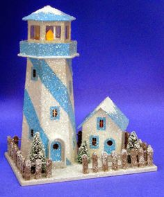 Little Glitter Houses Photo Gallery - Howard Lamey - Álbumes web de Picasa