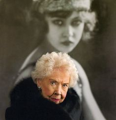 Last of the Ziegfeld Follies Girls - Doris Eaton Travis (1904-2010) - @Mlle