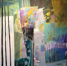 Private Interior II by Dorothy Ganek