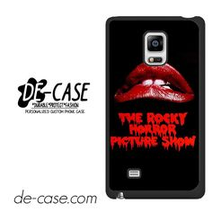 The Rock Tatoo DEAL-10983 Samsung Phonecase Cover For Samsung Galaxy Note Edge
