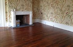 Restoring floorboards - step by step guide