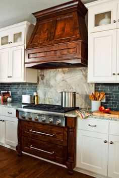 "Under-stove drawers from ""Maximizing Kitchen Storage"""