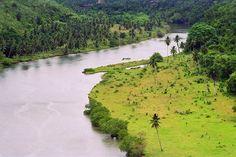 Rio Chavon i Den dominikanske republikk