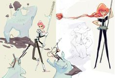 Art by Nadya Mira*  • Blog/Website   (www.nadya-mira.tumblr.com)  ★    CHARACTER DESIGN REFERENCES™ (https://www.facebook.com/CharacterDesignReferences & https://www.pinterest.com/characterdesigh) • Love Character Design? Join the #CDChallenge (link→ https://www.facebook.com/groups/CharacterDesignChallenge) Share your unique vision of a theme, promote your art in a community of over 100.000 artists!    ★