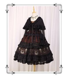 ✨✨ #LolitaUpdate: [-✪☪-The State of Reincarnation-✪☪-] Series  ✨✨ Learn More: http://www.my-lolita-dress.com/newly-added-lolita-items-this-week/the-state-of-reincarnation-series