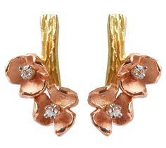 Earrings gold w/diamond Quaglia_new collection 2012