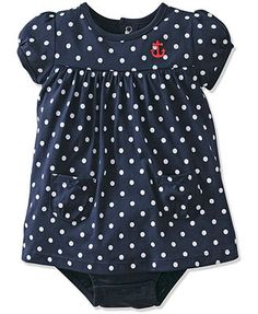 Carter's Baby Girls' Sunsuit Dress