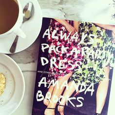 There's always something happening in #NYC! Regram of @jcrew reading #AlwaysPackaPartyDress by @amandacbrooks! Amanda will be at the Prince Street #JCrew store tomorrow 5/28 from 5:30-7PM. Stop by, say hi & get your book signed! #authorevent #booksigning