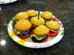 Perfect for a #SpongeBob #SquarePants Movie Premiere Party! Make Your Own Krabby Patties!
