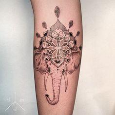 Tatuajes hindús que no sólo transformarán tu espíritu