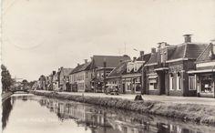Feiko Clockstraat met zicht op Wedderklap Oude