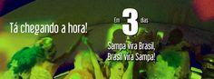 Agora sim está chegando!   Em apenas 03 dias, a casa de show mais desejada de São Paulo vai chegar!