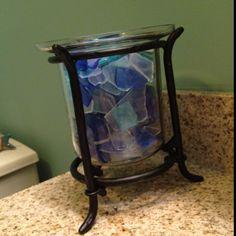 Sea Salt Crystal Vase Filler Potterybarn Salty Air