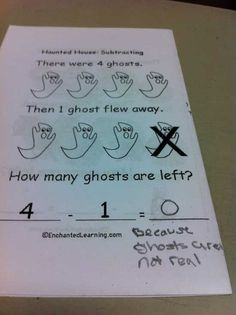 These Smartass Test Answers Were Probably Not What The Teacher Was Looking For... | Mommy Has A Potty MouthMommy Has A Potty Mouth