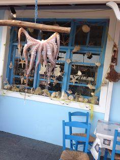 #plomari#lesvos#octopus