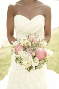 Bridal Bouquet Pastel