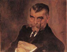 Валентин Серов. Портрет А.А.Стаховича. 1911