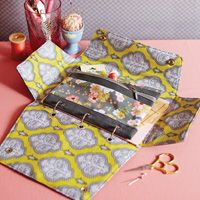 Sew It All Magazine  http://www.sewitallmag.com/articles/Handmade-Journal-With-Free-Pattern?bc=c