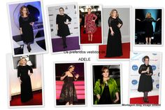 VESTIDOS PARA MULHERES GORDINHAS - Dicas com a cantora ADELE  http://villagebeaute.blogspot.com.br/2013/02/vestidos-para-mulheres-gordinhas-dicas.html