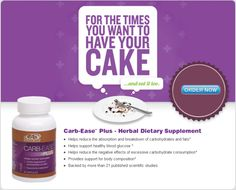 Carb-ease advocare. Order yours now. www.advocare.com/150347599
