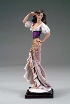 Armani Figurine Gypsy.