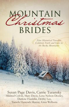 ON SALE NOW! From a Wyoming ranch in 1880, to a logging camp in Washington Territory in the late 1800s, to Denver, Colorado, in 1913, meet nine couples who find that Christmas is the perfect time for climbing to the heights of romance.